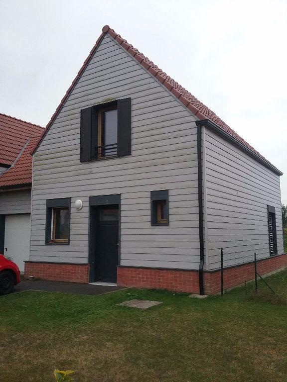 Maison 4 pièces 82,65 m2 Saultain