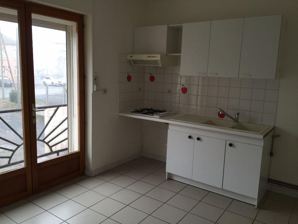 Appartement 3 pièces 62 m2 Quiévrechain