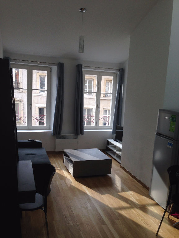 Annonce location appartement nancy 54000 31 m 590 for Location appartement atypique nancy