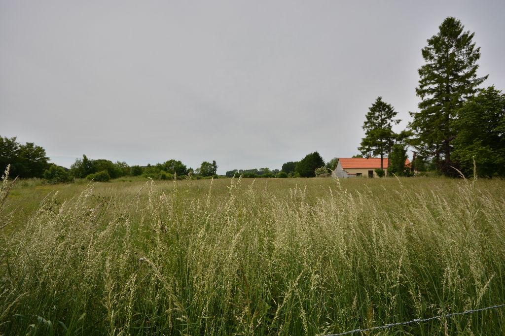Terrain 1000 m2 Pont-Remy