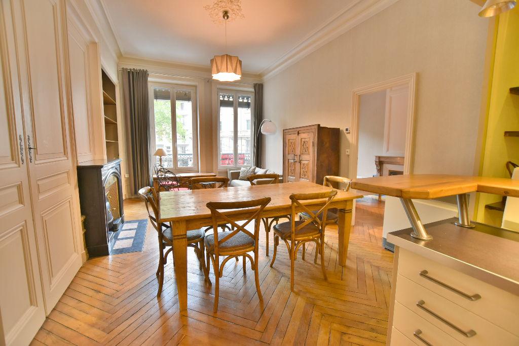 Annonce vente appartement lyon 7 71 m 325 000 for Appartement atypique lyon 5