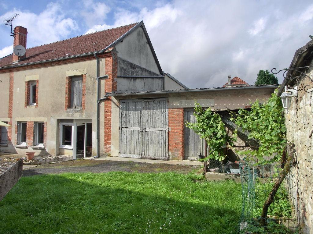 Maisons vendre treslon entre particuliers et agences for Babeau seguin reims