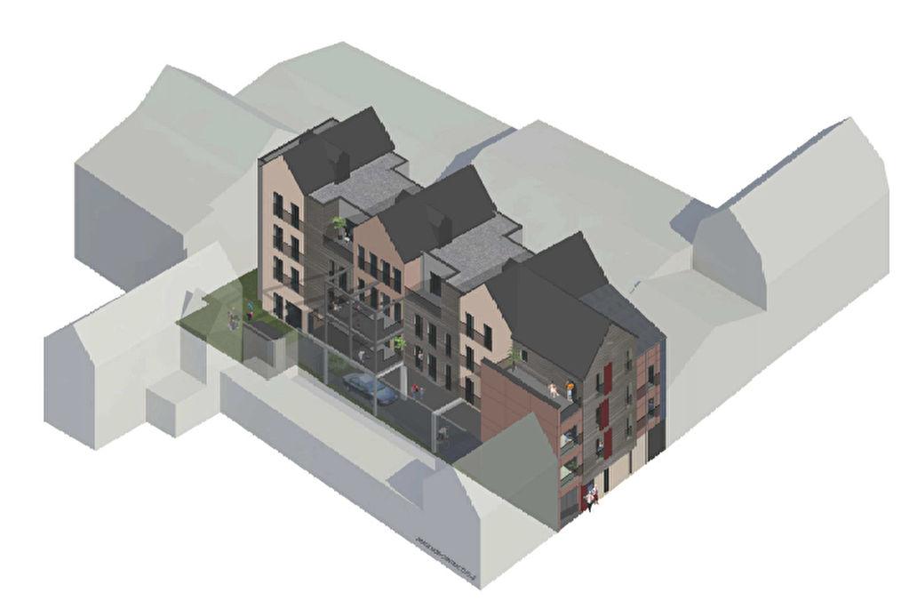 Appartement 3 pièces 64,4 m2 Bernay