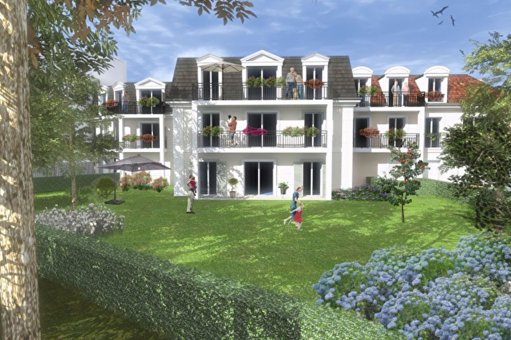 Annonce vente appartement yerres 91330 77 m 340 000 for Annonce vente appartement