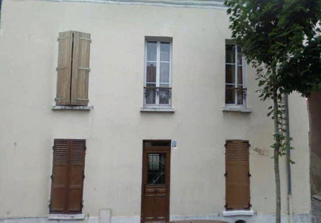 003045E068GK - Appartement à vendreSAINT MAUR DES FOSSES