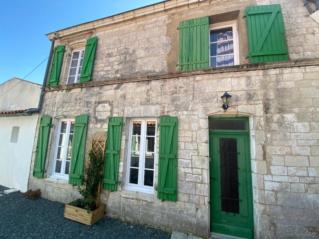 Maison coeur de village La Flotte - 3 Chambres - cour et local vélo LA FLOTTE EN RE (17630)