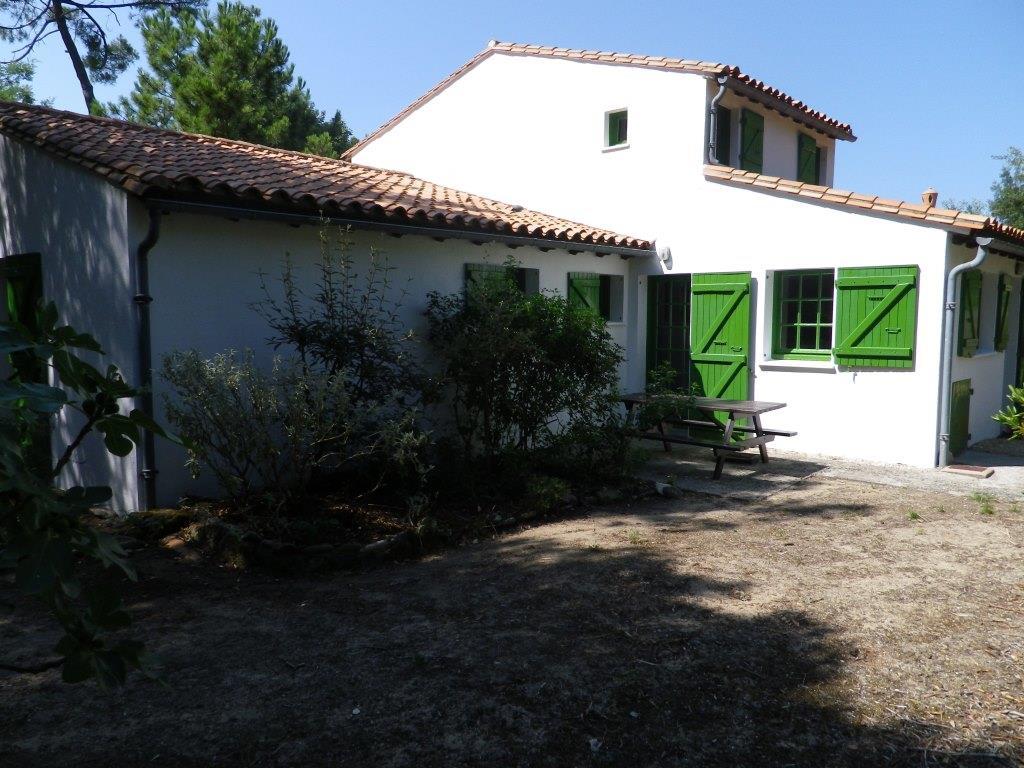 Maison Les Portes En Re - 4 chambres - Piscinable LES PORTES EN RE (17880)