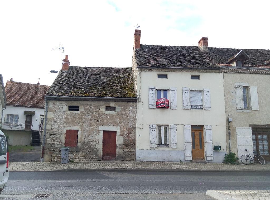 Maison 3 pièces 68,53 m2 Ébreuil
