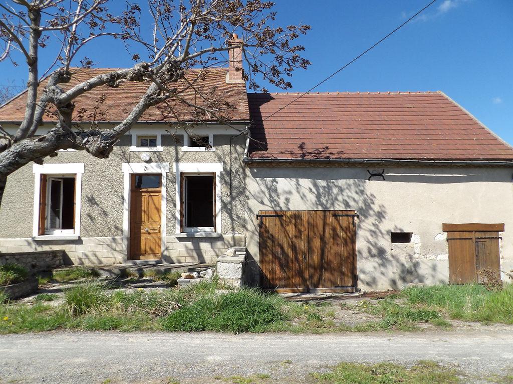 Maison 3 pièces 46,6 m2 Ébreuil