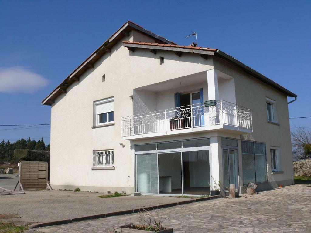 Maison 6 pièces 147 m2 Villeneuve-de-Berg