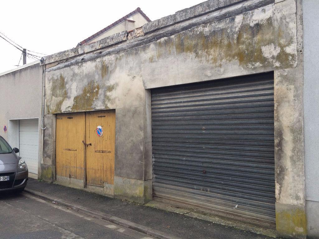 Achat-Vente-Parking - Garage-Ile-De-France-SEINE ET MARNE-SAACY-SUR-MARNE