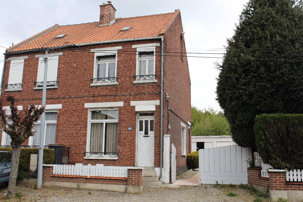 Annonce vente maison douai 59500 82 m 109 900 for Maison et cite douai