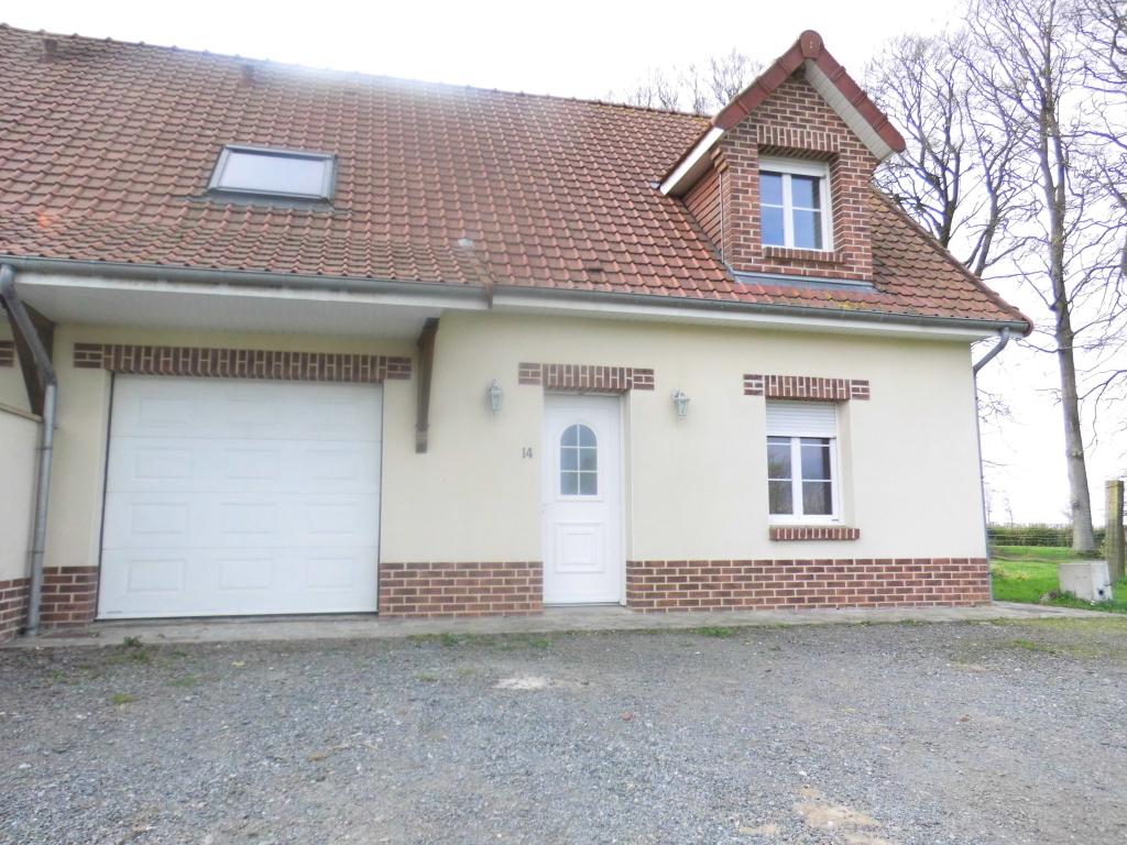 Maison 5 pièces 84 m2 Ruisseauville