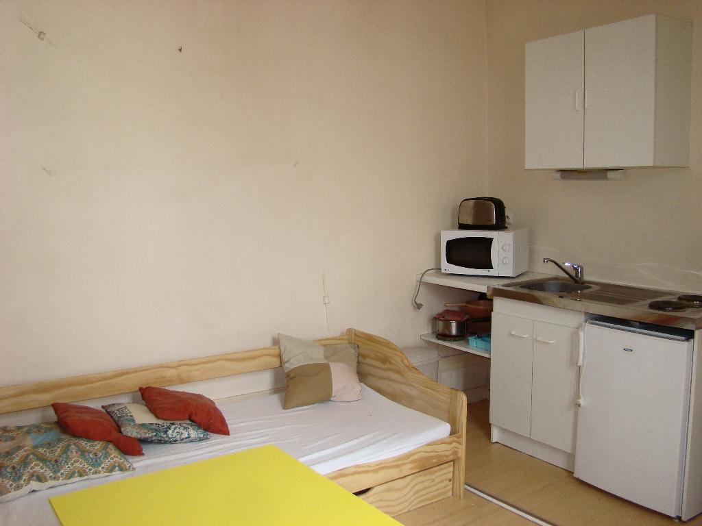 Appartement meublé 2 pièces 18 m2