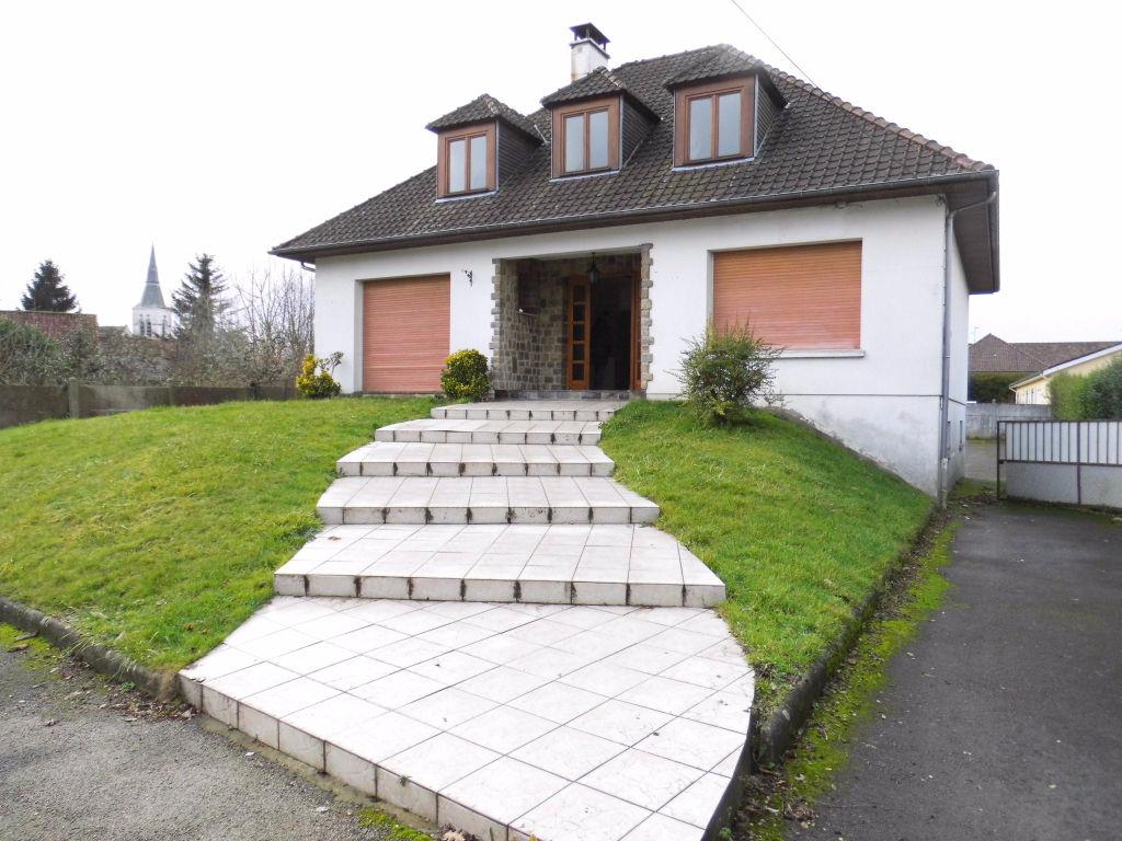 Maison 6 pièces 145 m2 Beaurainville