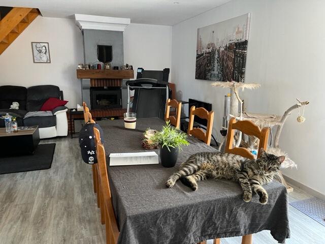 Maison 3 pièces 79 m2 Fontaine-sous-Montdidier
