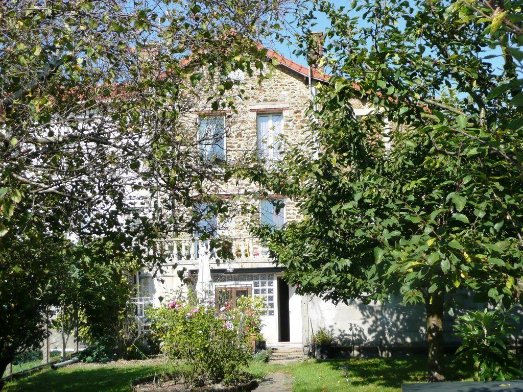 00303902CRCJ - Maison à vendreCHAMPIGNY SUR MARNE