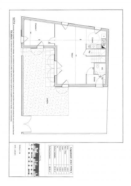 003039E00VF3 - Maison à vendreCHAMPIGNY SUR MARNE