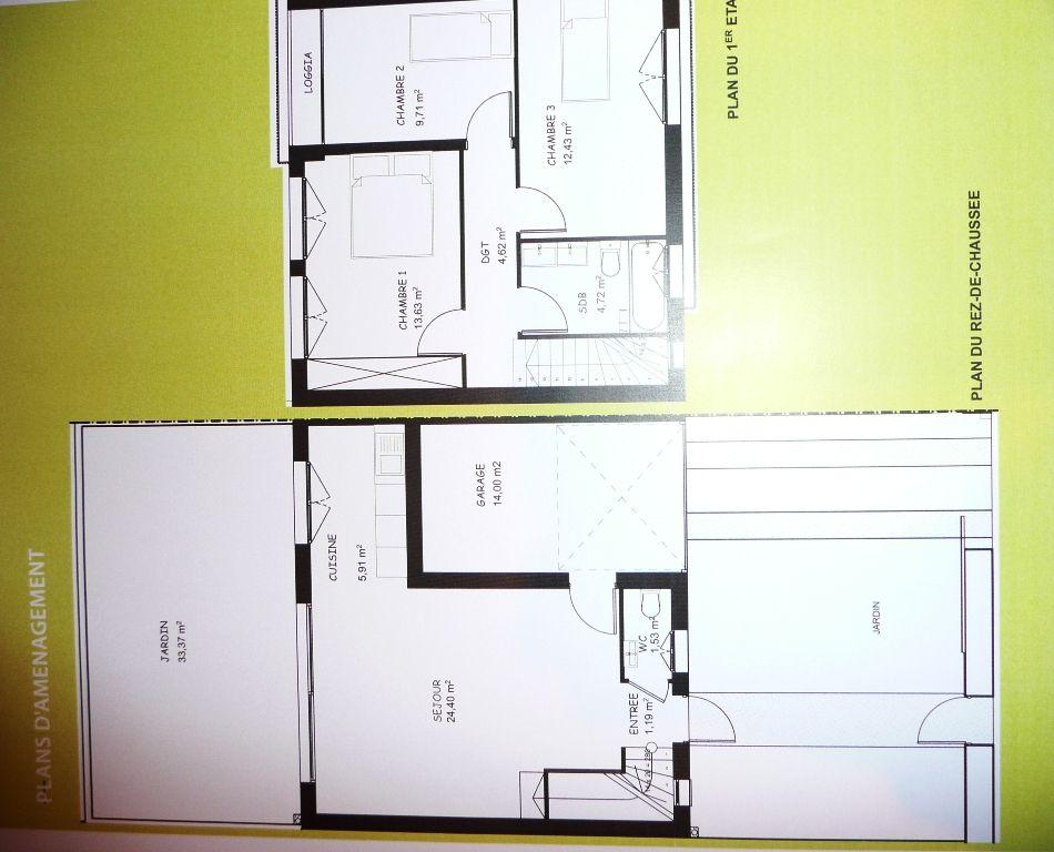 003039E06LRS - Maison à vendreCHAMPIGNY SUR MARNE