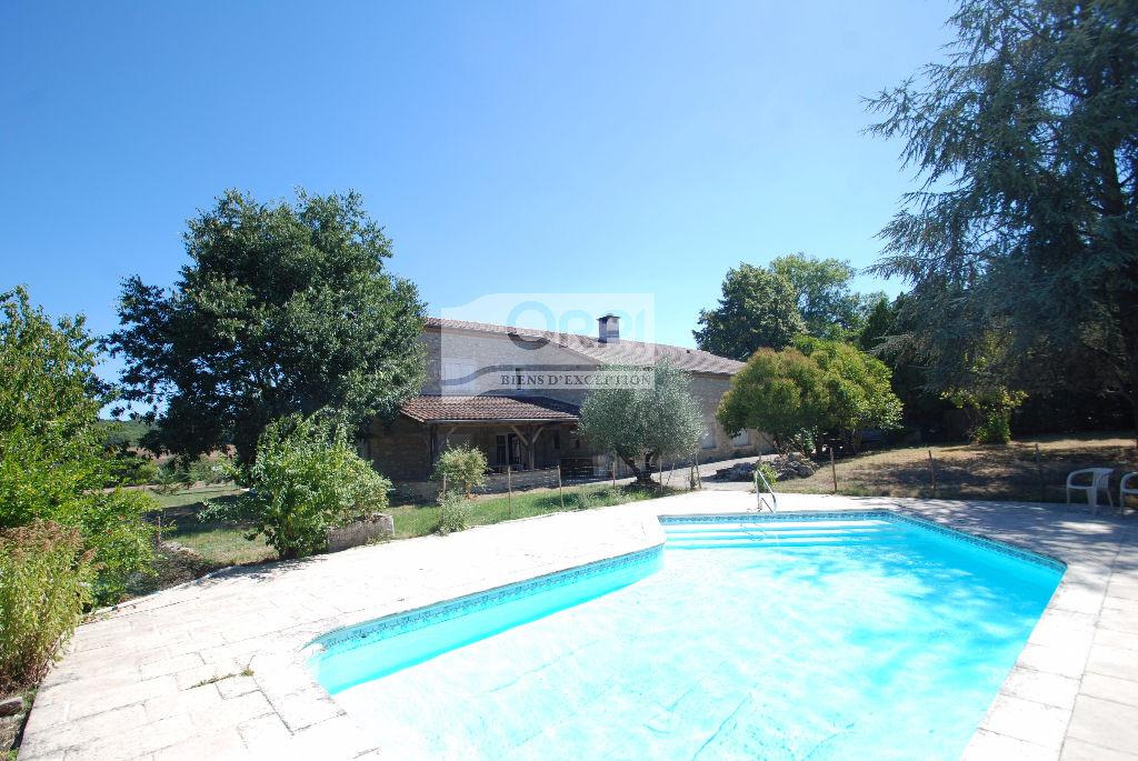 Maison Roquefort 6 pi�ce(s) 380 m2