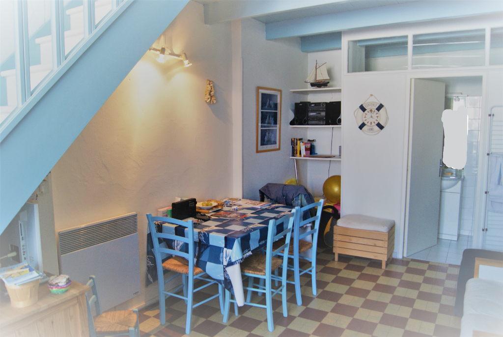 Maison  2 pièce(s) 34 m2 LA COUARDE SUR MER (17670)