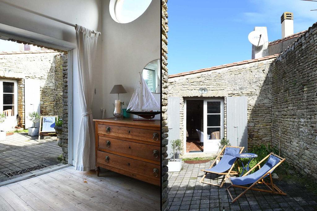 Maison Les Portes En Re 4 pièce(s) LES PORTES EN RE (17880)