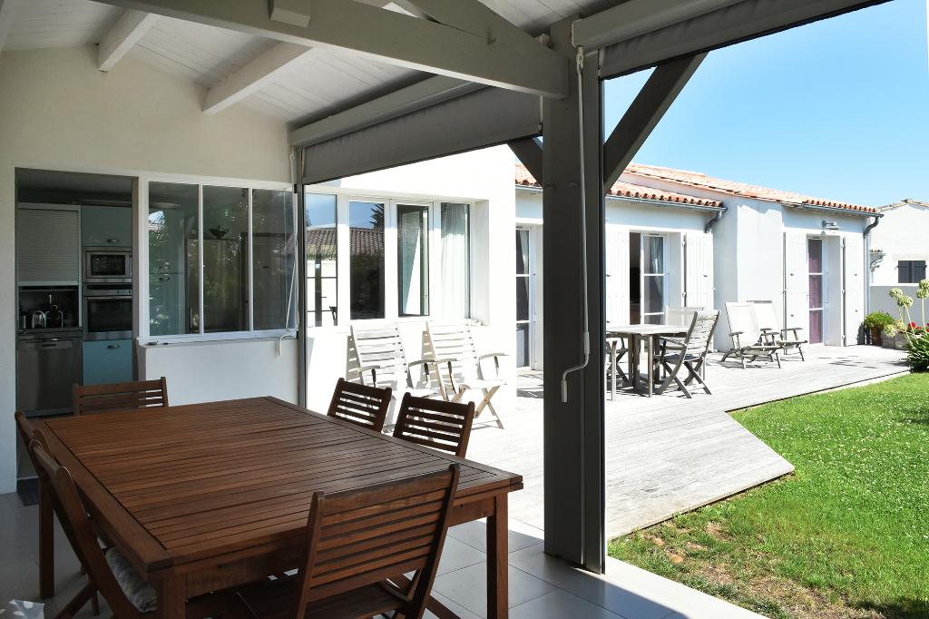 Maison Les Portes En Re - 4 pièce(s) - 145 m2 LES PORTES EN RE (17880)