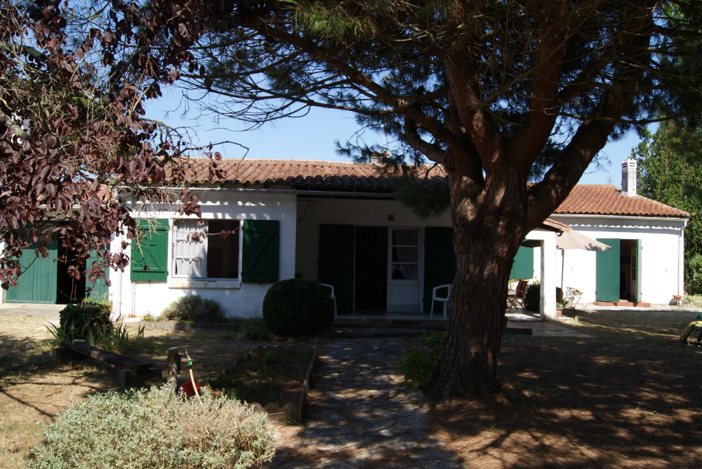 Maison La Couarde Sur Mer - 5 pièce(s) - 106 m2 LA COUARDE SUR MER (17670)