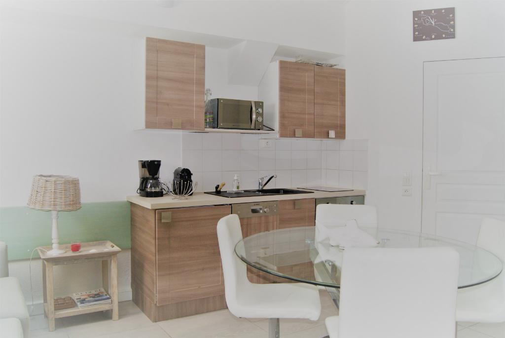 Appartement  1 pièce(s) LA COUARDE SUR MER (17670)