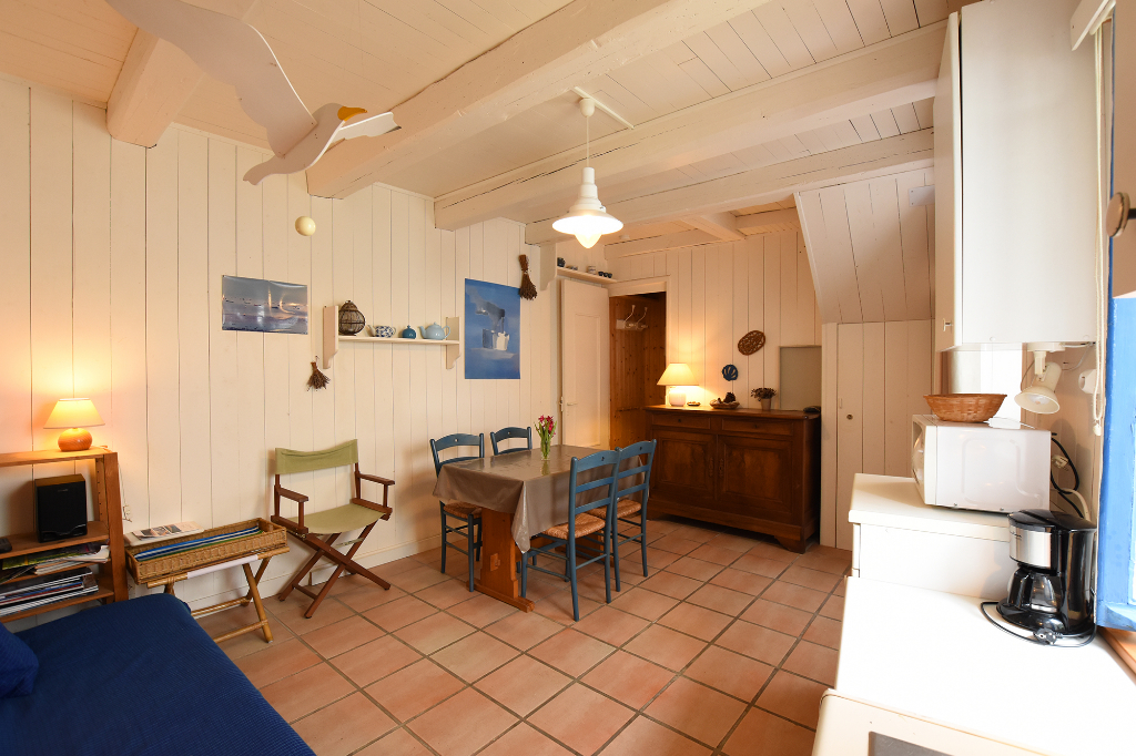 Maison Les Portes En Re 2 pièce(s) 35 m2 LES PORTES EN RE (17880)
