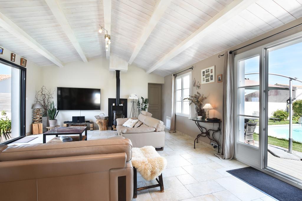 Maison La Couarde Sur Mer - 4 pièce(s) - 112 m2 LA COUARDE SUR MER (17670)