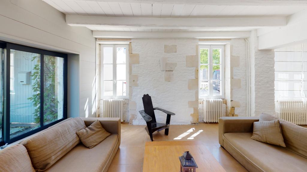Maison La Couarde Sur Mer 6 pièce(s) LA COUARDE SUR MER (17670)