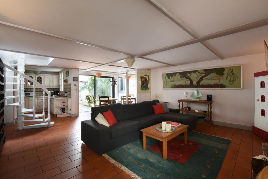 Maison Les Portes En Re 6 pièces 110 m² LES PORTES EN RE (17880)