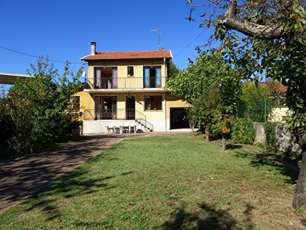 Annonce vente maison cully 69130 142 m 439 000 for Acheter maison ecully