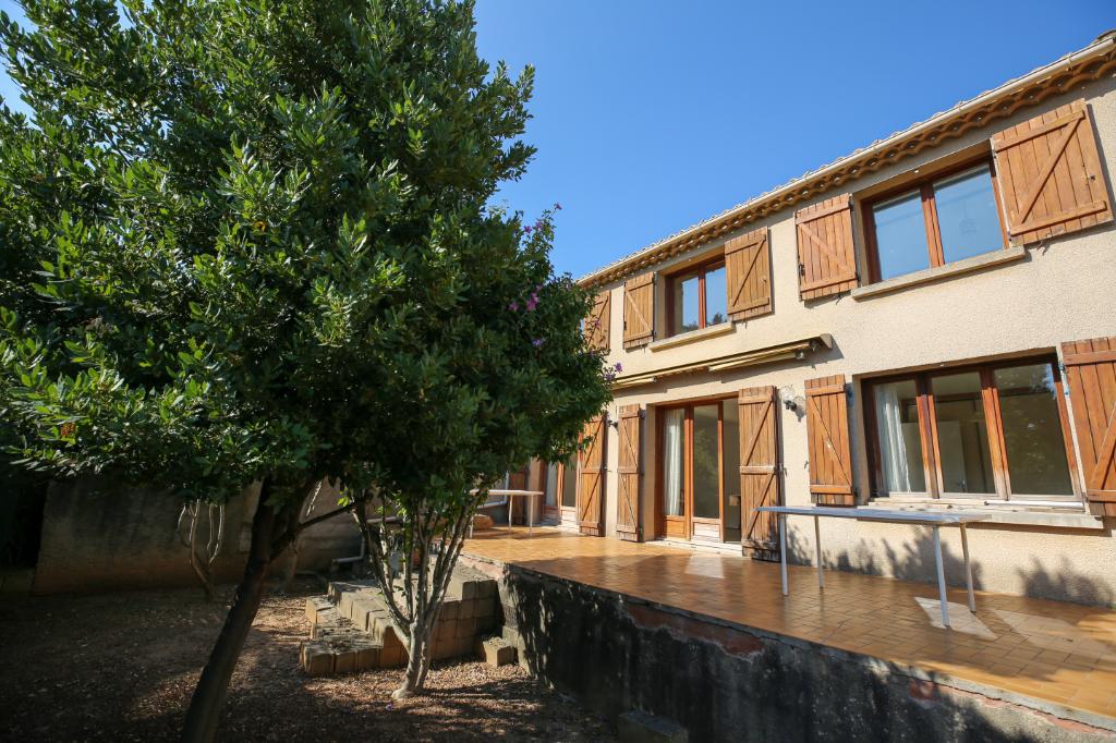 PHOTO1 - Vente villa 3 chambres à Marseillan .