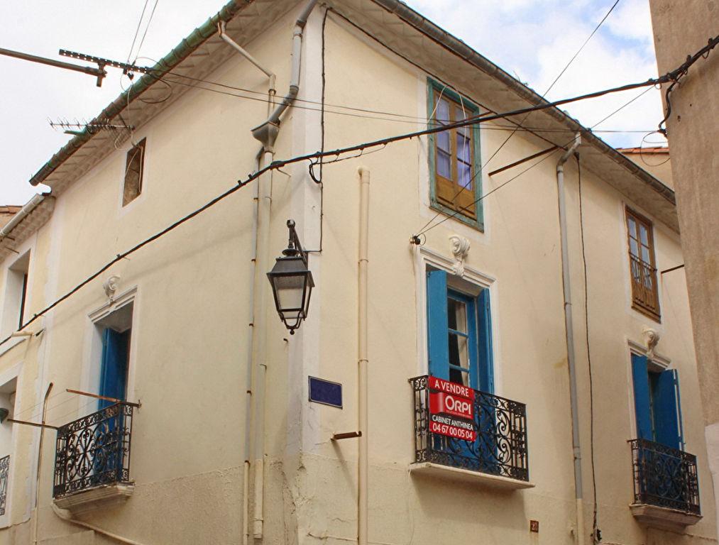 Maisons A Vendre Marseillan Ville
