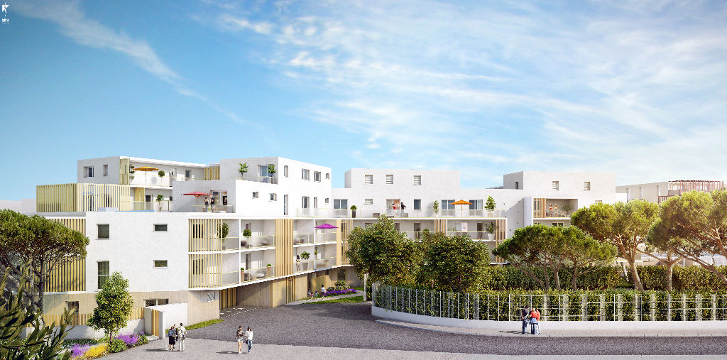 Vente appartement beziers orpi anthinea immobilier for Vente logement neuf