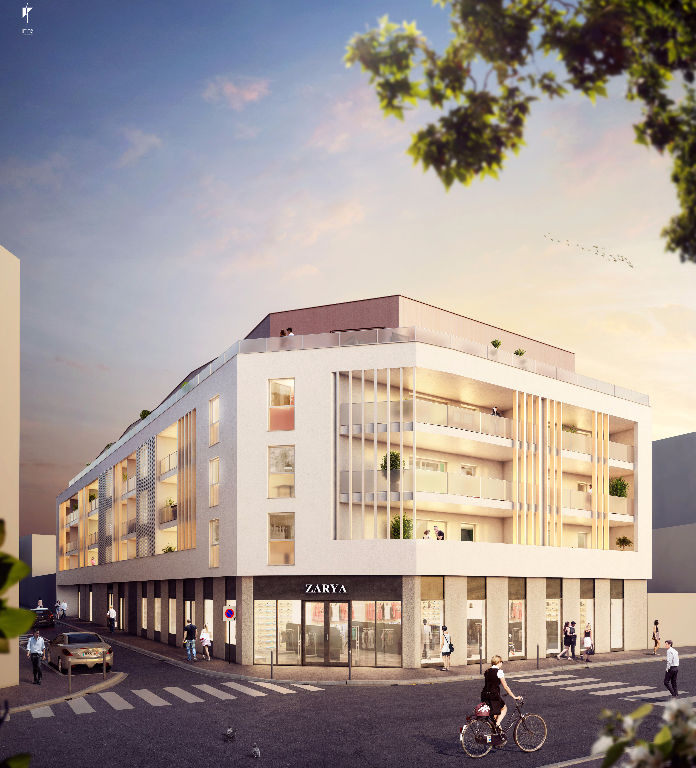 Orpi anthinea immobilier herault bord de mer for Vente neuf appartement