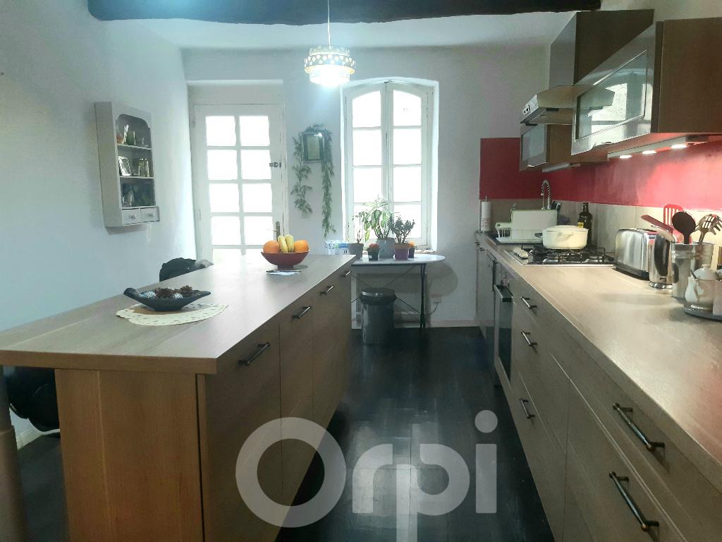 PHOTO1 - Vente Maison de village avec activité B&B à Pézenas .