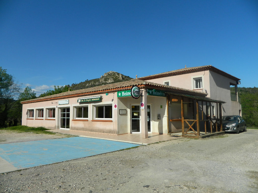 Vente Local commercial CABRIERES