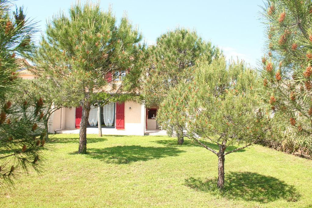 PHOTO1 - Vente villa traditionnelle à St Thibery .