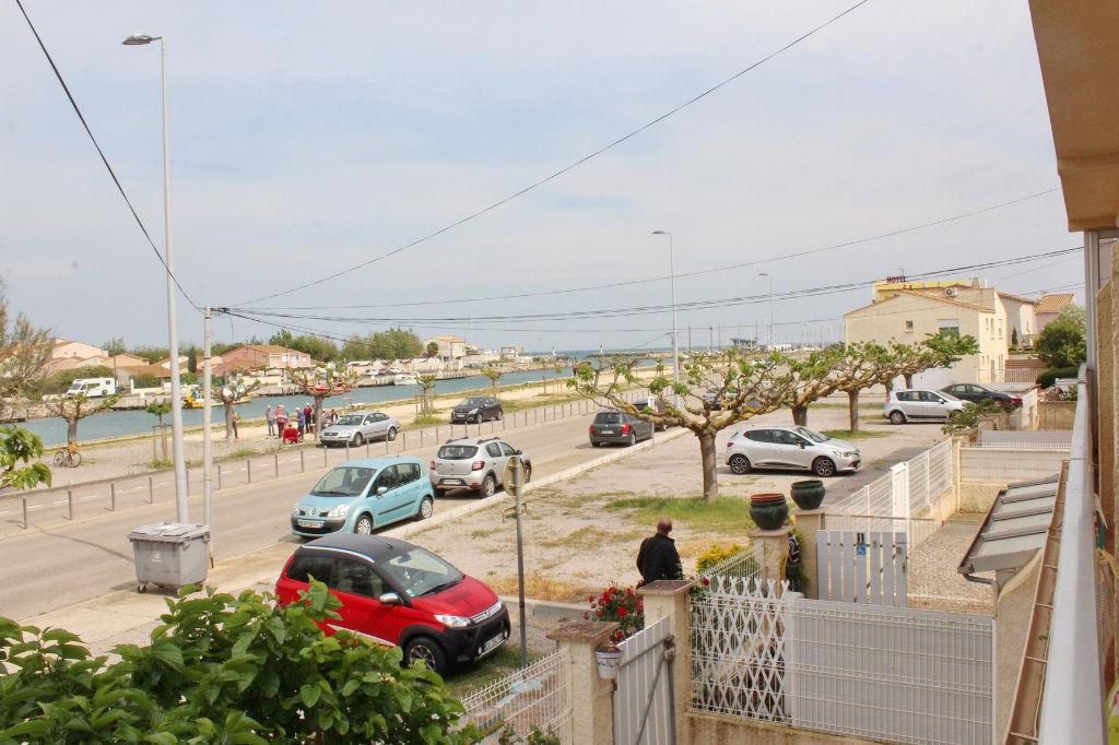 PHOTO1 - Vente bel appartement vue sur mer à Marseillan Plage .