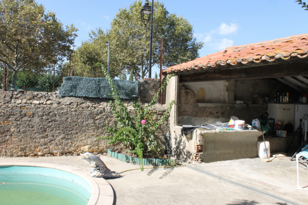 Vente immobilier p zenas 34120 agence immobili re orpi anthinea - Pezenas piscine ...