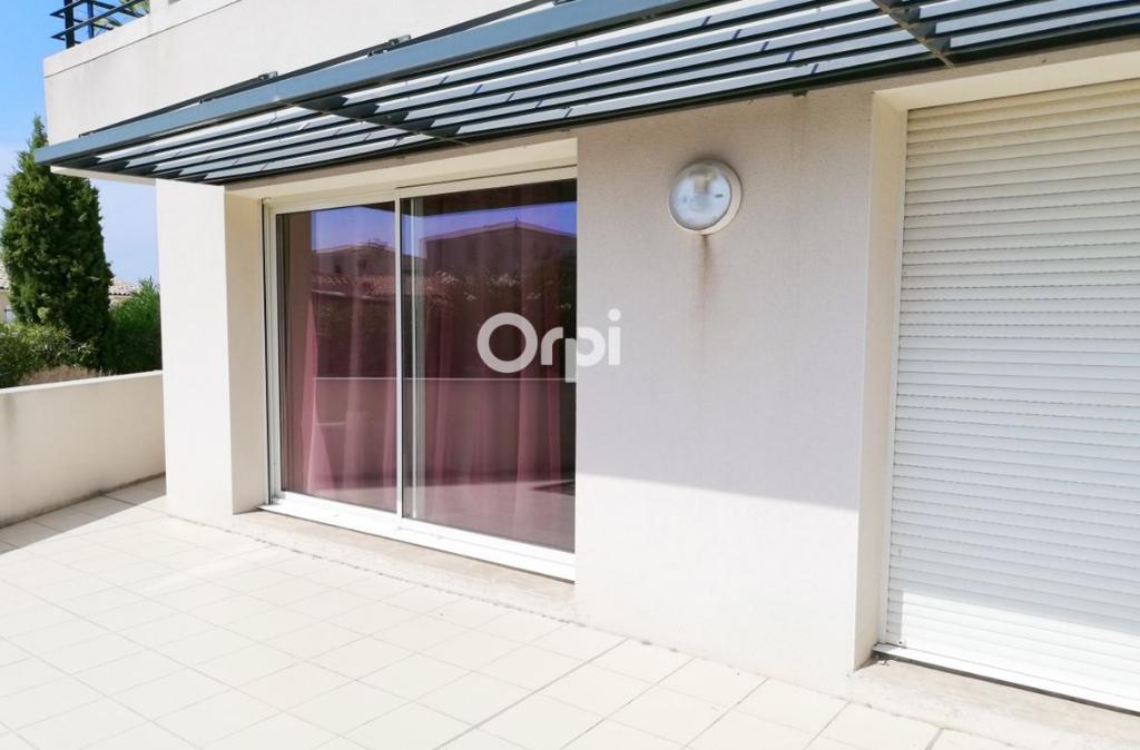 PHOTO1 - VENTE Appartement Agde ,3 pièces, terrasse et cellier dans résidence recherchée à AGDE .