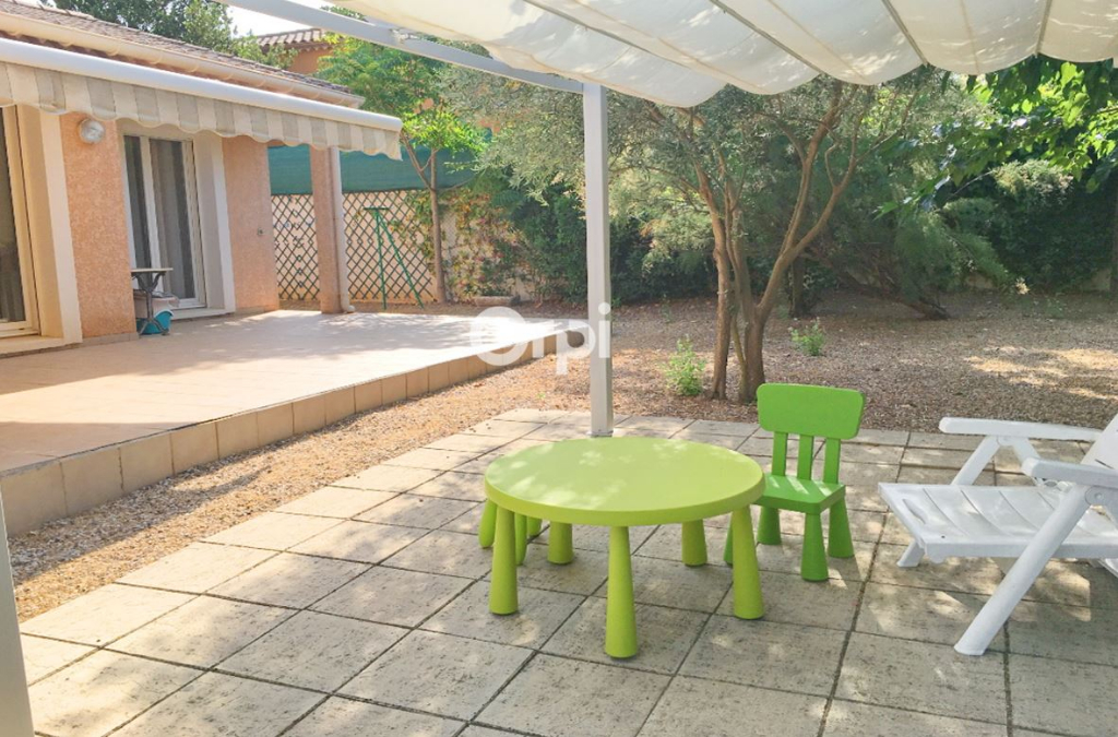 PHOTO1 - Vente villa 3 suites parentales, garage double au Grau d'Agde