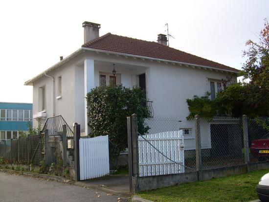 Maison 4 pièces 67,52 m2 Limoges