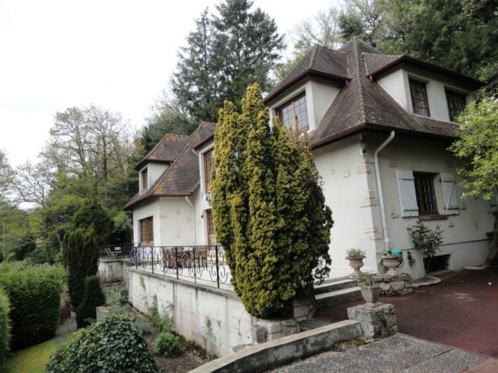 Maison poigny la foret portail immobilier paris ile de france page 1 - Maison canadienne en france ...