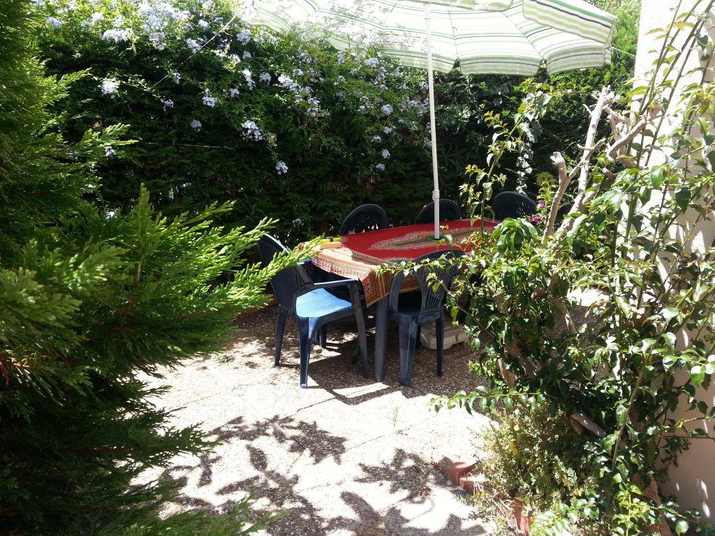 Saint mandrier sur mer pin rolland t3 avec terrasse et for Terrasse jardin immobilier