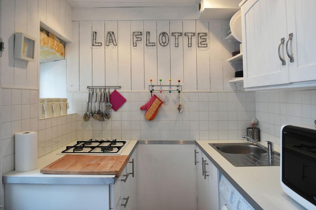 Appartement LA FLOTTE COEUR VILLAGE LA FLOTTE EN RE (17630)