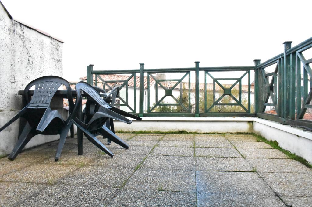 Appartement  vue mer Rivedoux-Plage 3 pièces 42m² RIVEDOUX PLAGE (17940)